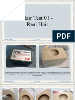 Hair Test 01 - Real Hair