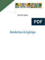 Cours Introduction à la logistique
