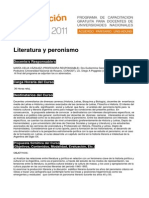 08_Literatura y Peronismo