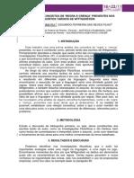 SOBRE OS CONCEITOS DE 'REGRA E CRENÇA' PRESENTES NOS ESCRITOS TARDIOS DE WITTGENSTEIN