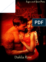 A Dragon's Heart - Dahlia Rose