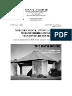 2009-09-14 Kahn Bath House Website