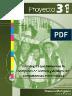 ESTRATEGIAS QUE FAVORECEM LA COMPRENSIÓN LECTORA Y DESAROLLAN COMPETENCIAS MATEMÁTICAS p-31-primaria