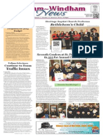 Pelham~Windham News 1-3-2014