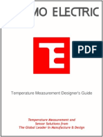 The Thermo Electric Temperature Measurement Designer's Guide