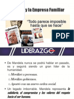 Mandela y la E.F