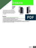 Cj1w-Output Ds Csm1617
