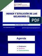 7-Septima Clase-Origen y Evolucion de Las Religiones-18sep13