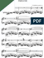 Prelude Op 28 No 3
