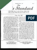 The Bible Standard April 1958