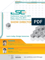 Embedded Systems Conference 2011_Directory