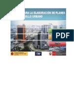 Manual Para Plan de Desarrollo Urbano
