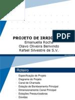 Trabalho G2 - Projeto de Irrigação (Versão Final)