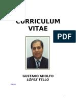 Curriculum Vitae Gustavo Adolfo López Tello_Enero_2014