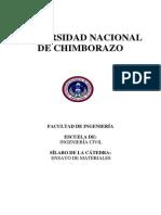 Silabo Semestral 2013-2014 Ensayo de Materiales i