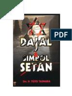 3076936 Dajjal Dan Simbol Setan Toto Tasmara