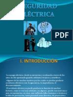 Seguridad Electrica Ciencia Materiales II