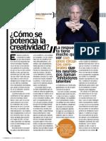 Como Se Potencia La Creatividad