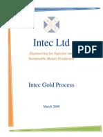 Intec Gold Process