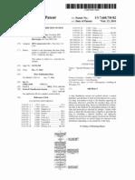 Sensitive drug distribution system and method (US patent 7668730)