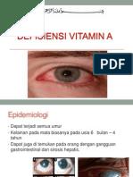 Presentation Defisiensi Vitamin A