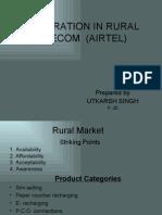 Penetration In Rural Telecom