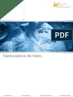Fabricadora de Hielo Cm071-72
