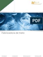 Fabricadora de Hielo Cm073-75