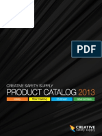 Creative Safety Supply Catalog