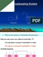 Radio Broadcasting36