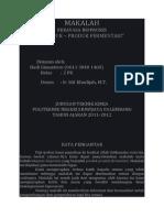 rekayasa bioproses - fermentasi