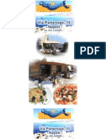 Brochure Anema e Cozze (Napoli) - I Primi, Le Pizze, Secondi e Contorni - Comfort e Buon Gusto Per Palati Fini