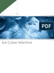 Ice Cube Maker CM071-072
