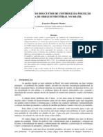 Custo Da Poluicao Hidrica No Brasil