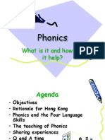 Phonics Secondary Workshop