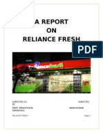 Reliance Rishi Report