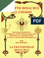 Concepto Rosacruz Del Cosmo - Actualizado (Max Heindel)