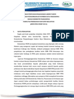 LPJ Kementerian PSDM BEM FPIK 2013