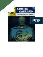Curtis Garland - Experimento Gamma