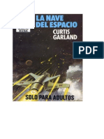 Curtis Garland - La Nave Del Espacio