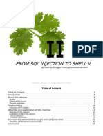 From Sqli to Shell II
