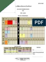 Smktk Kur Pk02 01-1 Jadual Waktu Persendirian (Pagi)