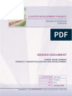 Cluster Development Project