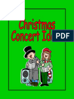 Christmas Concert Ideas