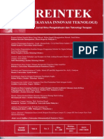 Jurnal Raintek, Vol 6 No 2, Desember 2011, Halaman 169 - 180