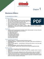 5 Ethics Sample