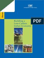CII - Building a Low-Carbon Indian Economy