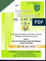 Prosiding Ke -II Ft.uisu, April 2010, No Daf Isi 25, Hal 164-169