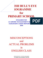 English UPSR TIPS