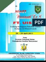 Prosiding Ke -III Ft.uisu, 26 - 29 April 2011, Hal 305-310